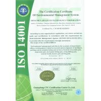 Hongmen Advanced Technology Corporation. Certifications