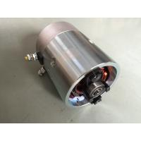 Wholesale White Zinc 1600W 12 Volt DC Motor for Hydraulic Power Pack Units from china suppliers