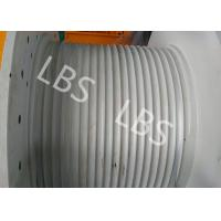 Quality Lebus Grooved Drum Design Offshore Winch For Wire Rope Spooling Controlling for sale