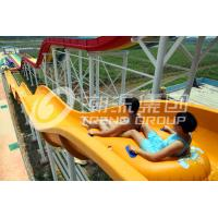 Wholesale High Speed Slide / Adult Water Plastic Slide for Adventure Water Park / Customized Water Slide from china suppliers