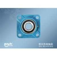 Wholesale Square Cast Iron Pillow Block Bearing , Agricultural And Mill Bearing UCFS310 from china suppliers