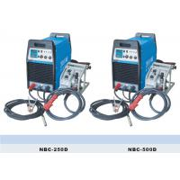Wholesale NBC Inverter CO2 Electric Welder / Welding Machine 50Hz For Aluminum Alloy from china suppliers