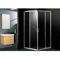 Matt Framed Free Standing Shower Stall Glass Corner Shower Enclosure 900 X 900
