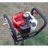 Buy cheap Portable Core Sample Drilling Machine Backpack Geological Coring Drills from wholesalers