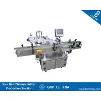 Wholesale ss304 Small Filler Automatic Labelling Machine / Sticker Labelling Machine from china suppliers