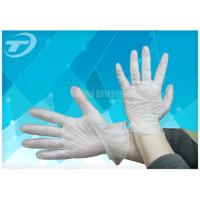 Wholesale Examination Medical Disposable Gloves Powder Free Clear Vinyl Gloves from china suppliers
