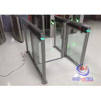 Wholesale Building Factory Entrance Automatic Speed Gate Turnstile Under 240 Volt from china suppliers