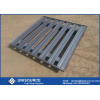 Wholesale Rust Proof Stackable Warehouse Steel Pallet Strong For Heavy Duty Load from china suppliers