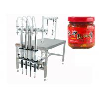 Wholesale Pharmaceutical Glass Bottle Semi-Automatic Filling Machine With 14/16 Nozzle from china suppliers