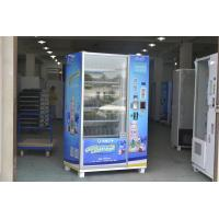Wholesale Outdoor Retail Fresh Condensed Milk / Yogurt Vending Machines In Schools from china suppliers