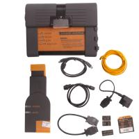 Wholesale Professional Auto Diagnostic Tools 20 - Pin Cable BMW Diagnostic Tools BMW ICOM A2 + B + C from china suppliers