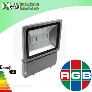 Wholesale 100W RGB Epistar LED Flood Lights, IR/RGB/DMX 10W-200W RGB led floodlights from china suppliers