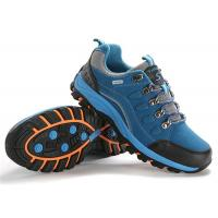 Wholesale Platform Heel Off Road Mountain Running Shoes , Mens Waterproof Hiking Shoes from china suppliers