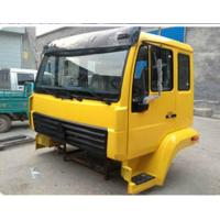 Wholesale Semi Truck Spare Parts Single Berth HW76 Truck Cabin from china suppliers