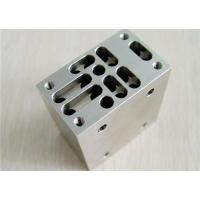 Wholesale china CNC machining Part Drehteile of Aluminum Solenoid Seat for Sprinkler manufacturer from china suppliers