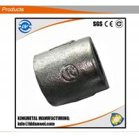 Galvanized and Black Socket Pipe Fitting /Socket Malleable Iron Pipe Fittings