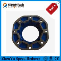 China Manual Ceramic Worm Gear Gearbox , Shaft Mounted Gearbox Speed Reducer on sale