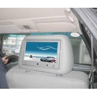 Wholesale Indoor 7 inch  taxi headrest advertising 1024*600 Resolution from china suppliers
