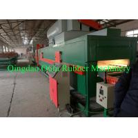 Quality elastomeric rubber foam production line with recipe and technology for sale