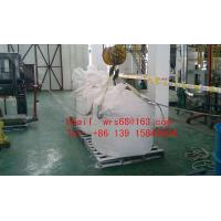 Wholesale Flexible one Ton PP woven plastic Jumbo bag , Type A food storage big bags from china suppliers
