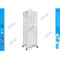 Wholesale Powder Coated Gridwall Display Racks from china suppliers