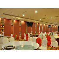 Wholesale Hotel Steel / MDF Sliding Glass Doors  For Huge Stadium Single Or Double Door from china suppliers