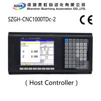 Wholesale Two Axis Cnc Lathe Controller , Programming Cnc Board Controller 8.4 Inch Lcd Displayer from china suppliers