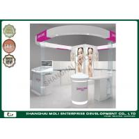 Wholesale Customized Counter acrylic cosmetic display rack retail display units from china suppliers