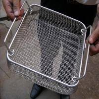 Buy cheap Medical cleaning basket from wholesalers