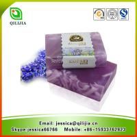 Wholesale long lasting lavender perfume factory price hand made soaps from china suppliers