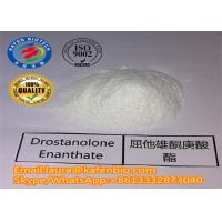 Wholesale CAS 472-61-145 Anabolic Steroid Hormones Drostanolone Enanthate / Masteron Enanthate For Cutting Cycles from china suppliers