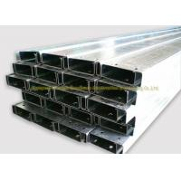 UV Protection Galvanized Steel Rectangular Tube 3PE Anti Corruption Coated