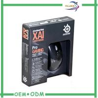 Wholesale Black Custom Printed Corrugated Boxes Apply To Mouse Packaging from china suppliers