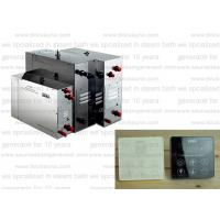Wholesale Automatic Steam Bath Generators 4.5kw 220v - 230v for 3.5~5.5 cubic meter room from china suppliers