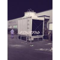 Wholesale Square Type Cross Flow Low Noise Cooling Tower from china suppliers