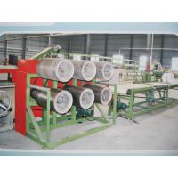 Buy cheap High speed Rubber Machinery , Drum Cooling Coiling Line from wholesalers