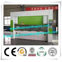 Wholesale Steel Plate Electro Hydraulic Servo Press Brake Machine , Hydraulic Shearing and Press Brake from china suppliers