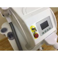 Quality Nd Yag Q Switched Laser Machien For Tattoo Removal / Pigmentation Removal for sale