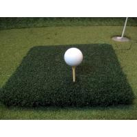 Wholesale Nylon Material Curly Monofilament  Shape Golf Tee Turf Used Artificial Grass from china suppliers