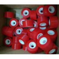 Wholesale solid rubber wheel, PU wheels all types for glass machine from china suppliers