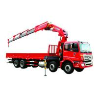 Wholesale Durable Hydraulic Knuckle Boom Truck Mounted Crane, 16 Ton Truck Loader Crane from china suppliers
