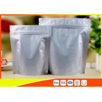 Wholesale Heat Seal Coffee Packaging Bags Food Grade Side Aluminum Foil Coffee Bags With Valve from china suppliers