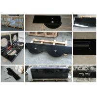 Quality Kitchen Black Granite Countertops for sale