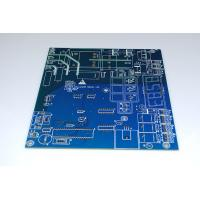 Wholesale Professional Computer Circuit Board Blue Colors Soldmask Quickturn Prototype Pcb from china suppliers