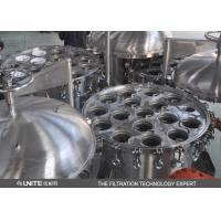 Buy cheap Multi Stainless Steel Bag Filter For Electronics from wholesalers