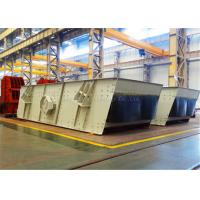 Wholesale Light Weight Stone Double Deck Vibrating Screen Two Layer For Metallurgy from china suppliers
