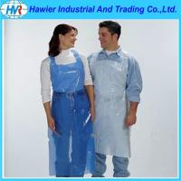 Disposable plastic PE aprons