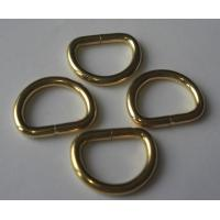 Wholesale Metal D Ring Mini Metal D Ring 10mm D Rings from china suppliers