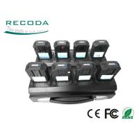 Buy cheap 8 ports portable body worn camera docking station for data collection and battery charge from wholesalers