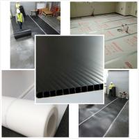 Wholesale 50m 100m 2440x1220 2000x1000mm pp corrugated plastic floor protection sheet from china suppliers